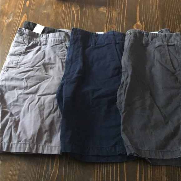 Old Navy Other - Lot of 3 Men's Dress Casual Shorts